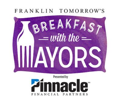 Breakfast w Mayors logo