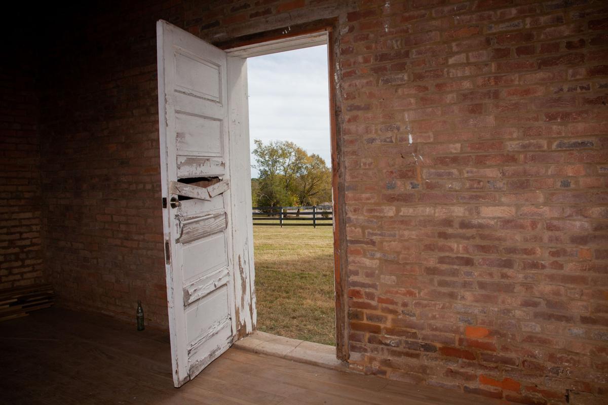 Ravenswood Slave Cabin 6