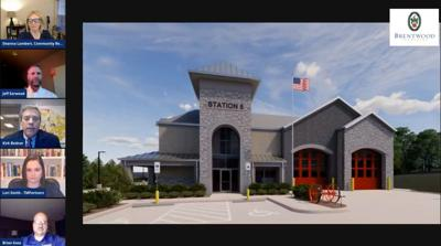 Brentwood Fire Station 5 virtual tour 2021