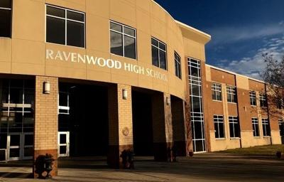 Ravenwood High exterior