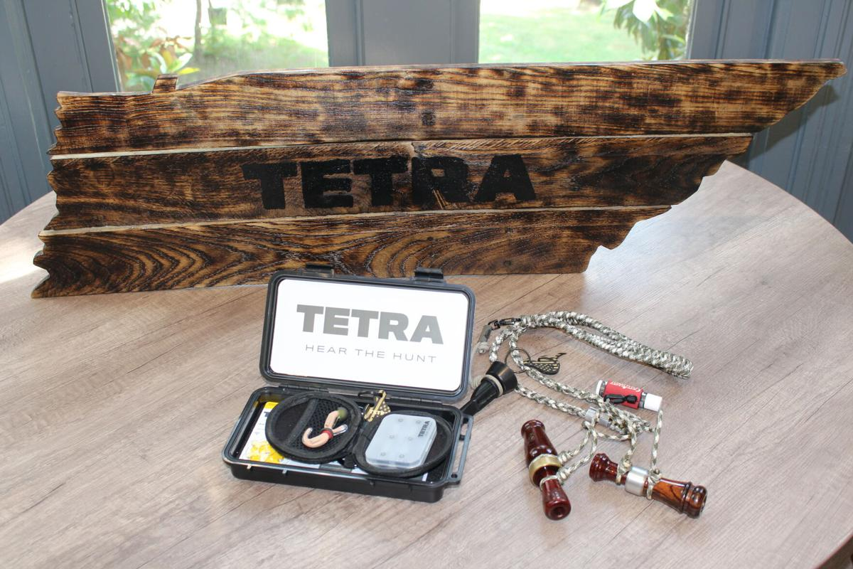 TETRA Hearing Alpha Shield and Whistles