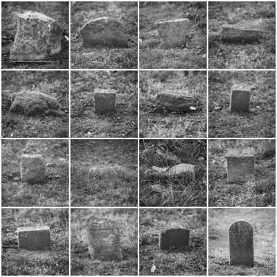 Carton slave graves