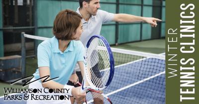 WCPR tennis clinics