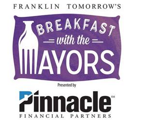Breakfast with Mayors logo