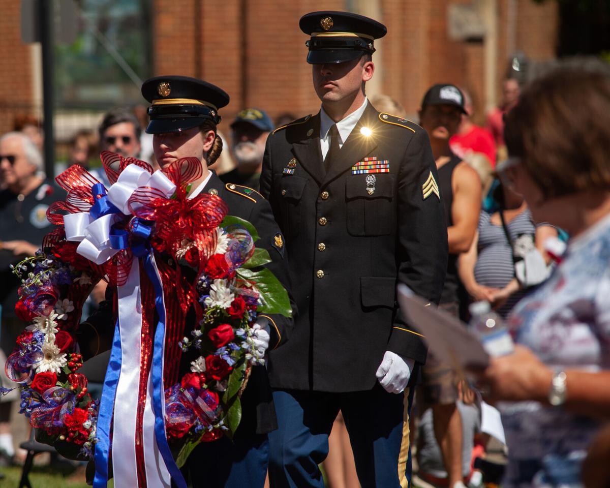 Franklin Memorial Day 2021 7