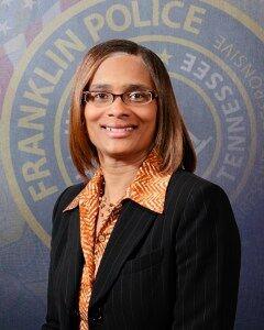 FPD Angie Hardemon portrait retirement