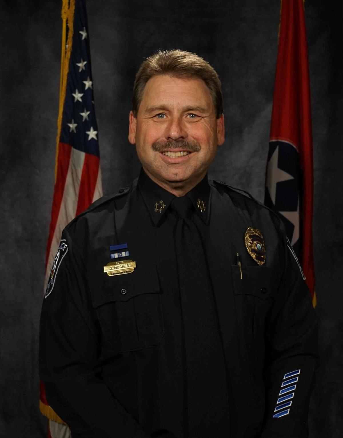 Brentwood Police Department Chief of Police Jeff Hughes