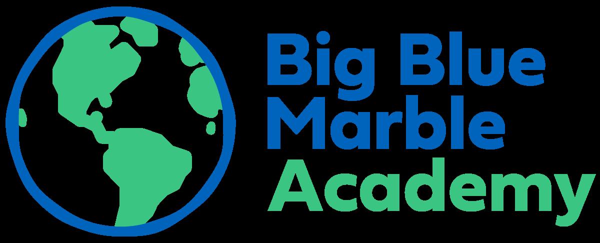 Big Blue Marble Academy logo