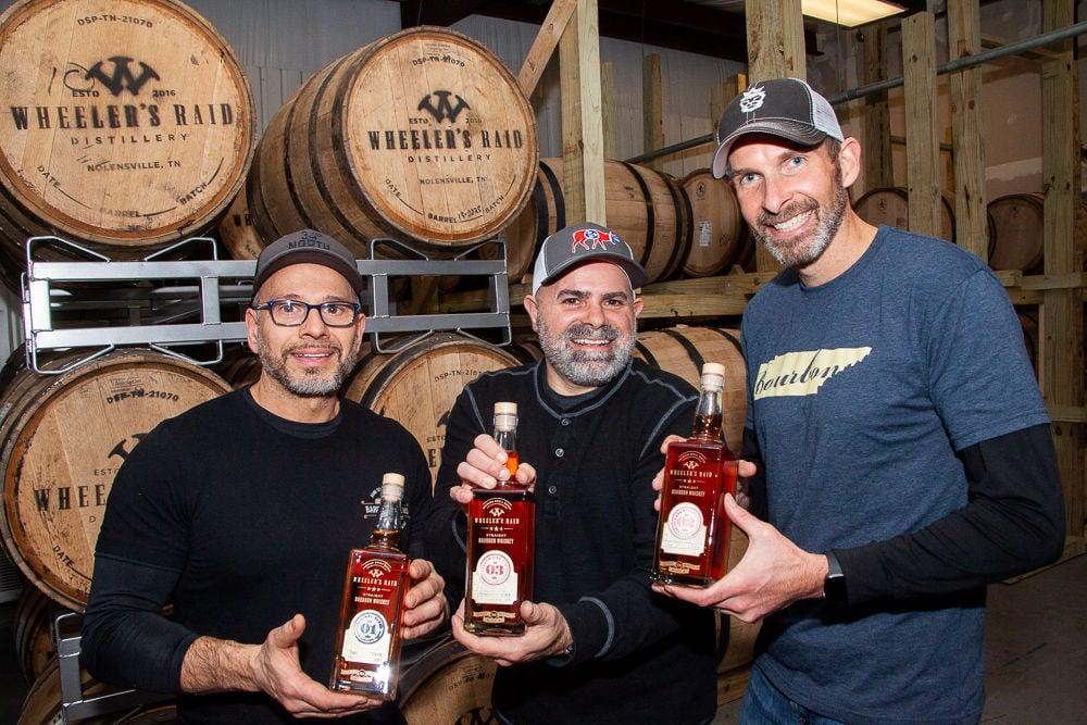 Wheeler's Raid Distillery 01