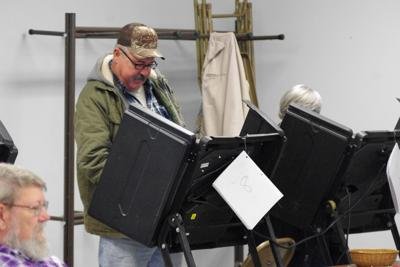 Voters Maury County