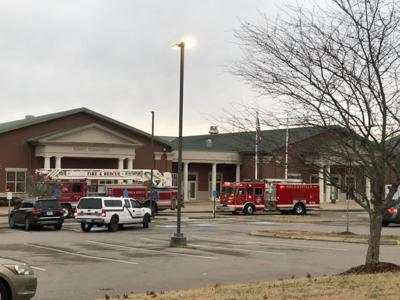 Sunset Elementary Nolensville Volunteer Fire Department