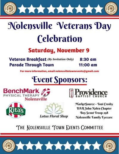 veterans day nolensville