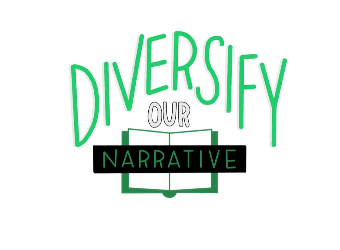 Diversify Our Narrative logo