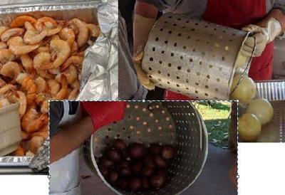 Nolensville First UMC Shrimp Boil