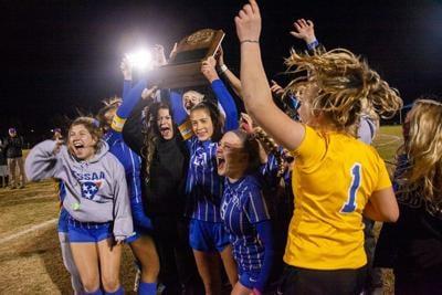BGA state title girls soccer
