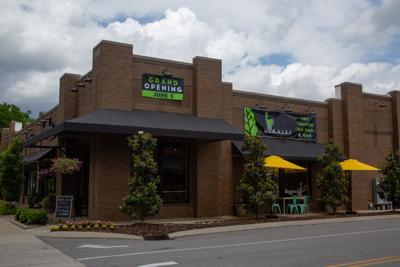 Nolensville Oh My Chives Co-Op with Cornell Brothers Coffee Espresso Bar and LoKales Juices
