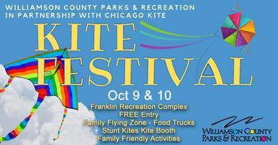 WCPR Kite Festival poster