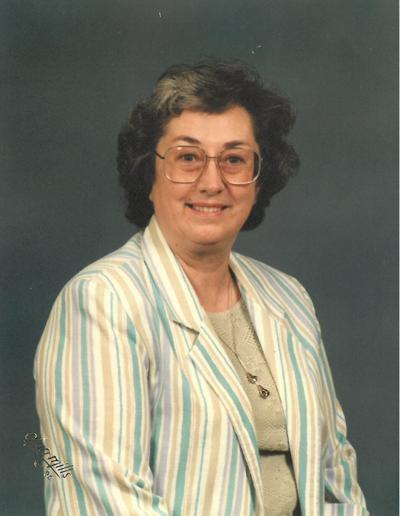 Nellie May Johnson obit