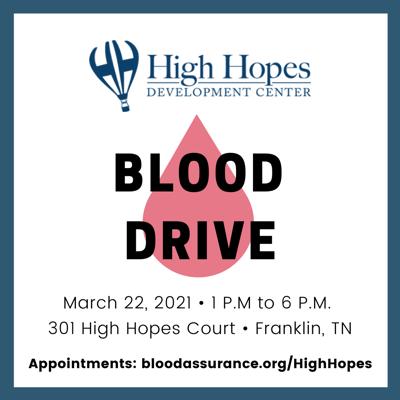 HH Blood Drive