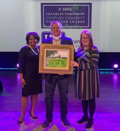 2019 Franklin Tomorrow volunteer awards