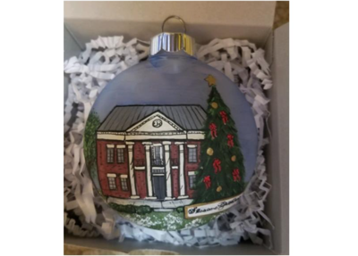 Brentwood Franklin Woman's Service Club Ornament 2020 Franklin Square