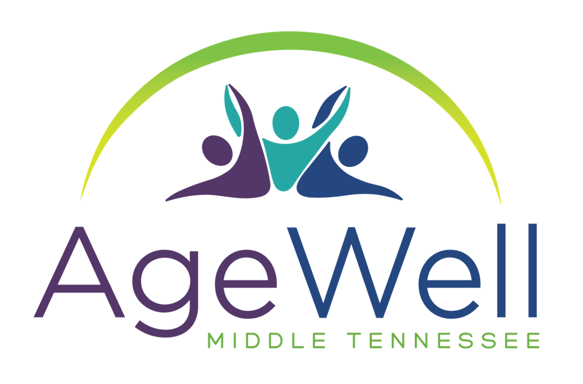AgeWell Middle Tennessee - Logo -