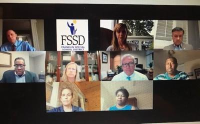 FSSD school board Zoom