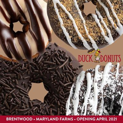 Duck Donuts Brentwood