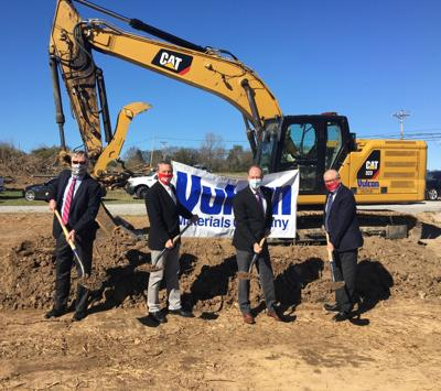 TDOT Commissioner Breaks Ground on Williamson County SR 96 Widening Project