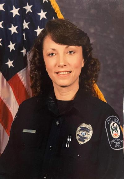 Brentwood Police Officer Penny Kilgore