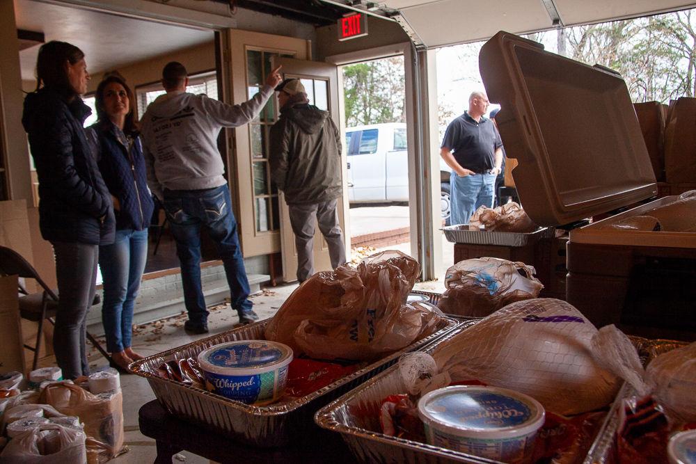 Nolensville Food Pantry Thanksgiving