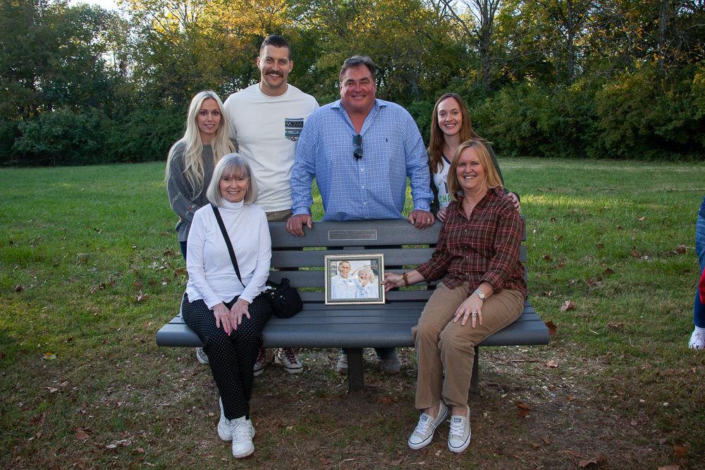 Montague Family Bench Dedication