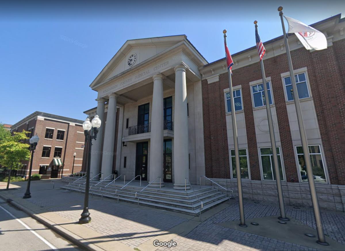 Williamson County Judicial Center Franklin Courthouse