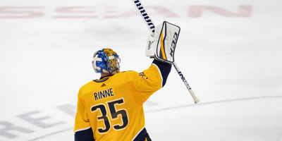 Rinne earns win No. 350 as Preds continue to search for stability