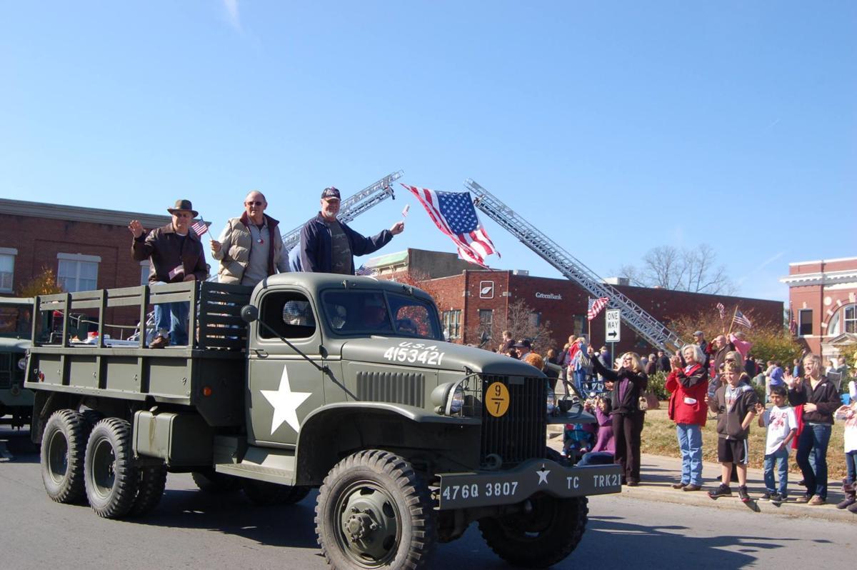 Franklin Veterans Day Parade 2019