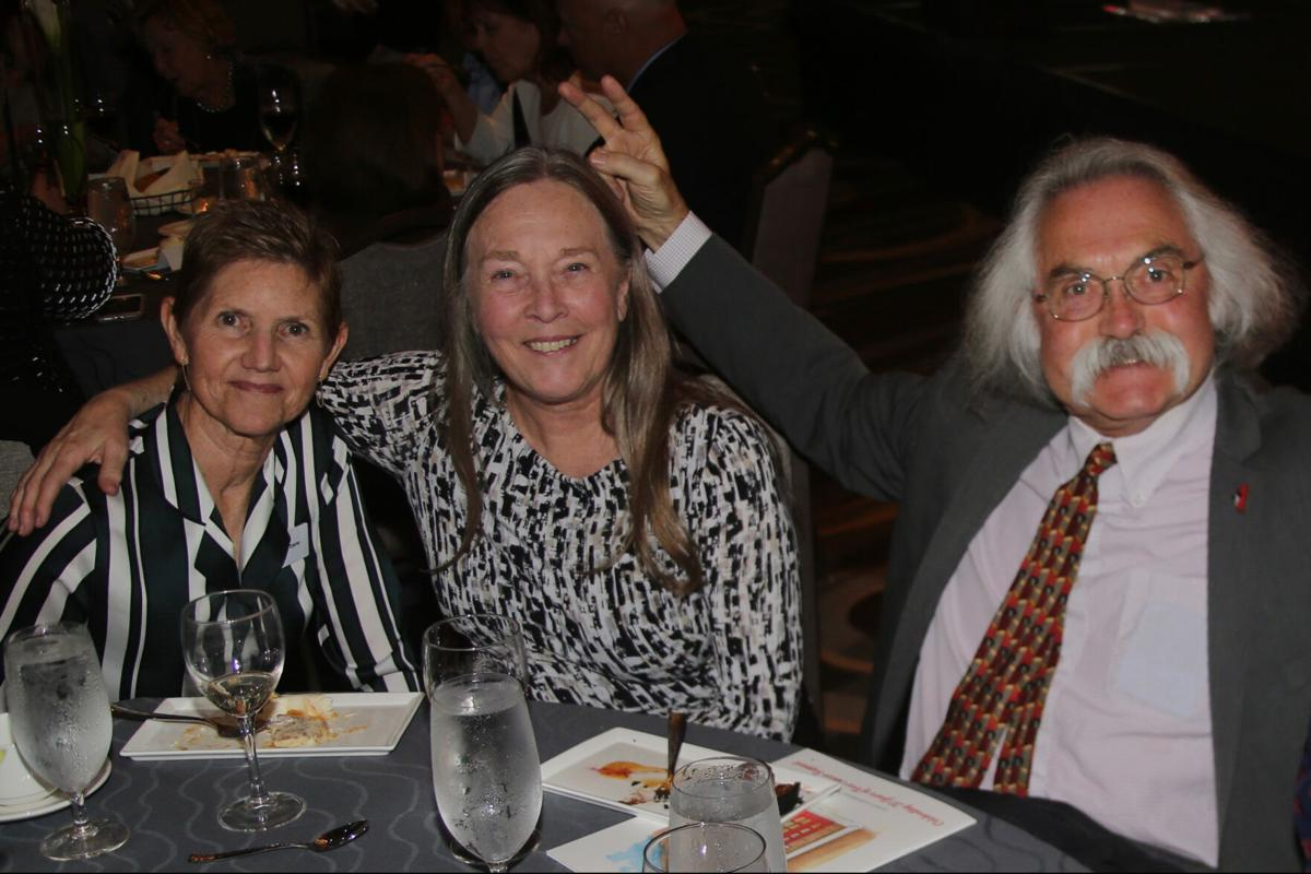 Gilda's Club Middle Tennessee Red Door Bash Honorees