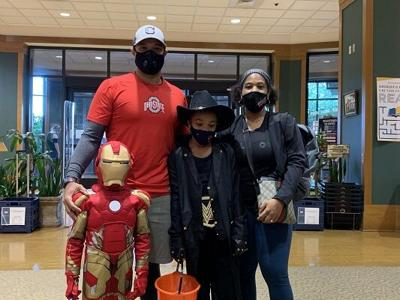 Brentwood Library Halloween Booktacular