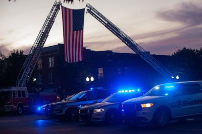 Williamson County remembers fallen law enforcement officers