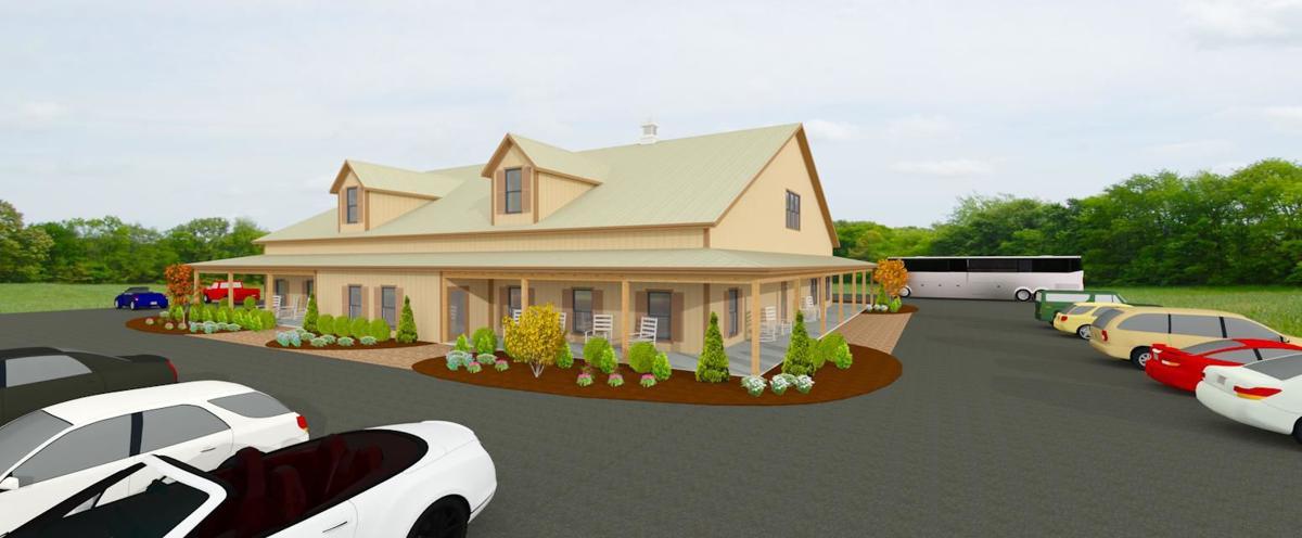 davis house rendering