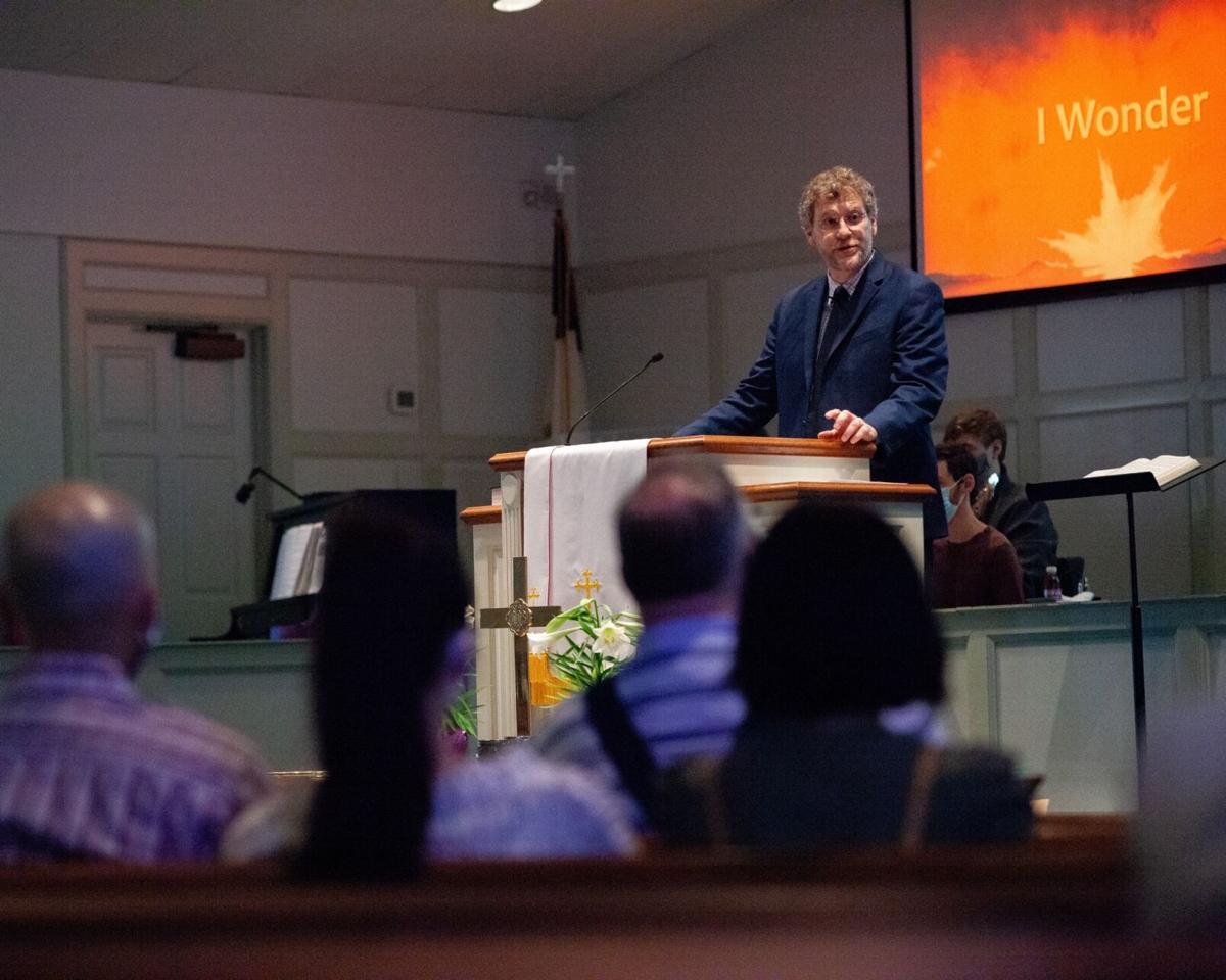 Nolensville's Jenkins Cumberland Presbyterian Church Easter 2021 2
