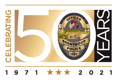 Brentwood Police 50 years