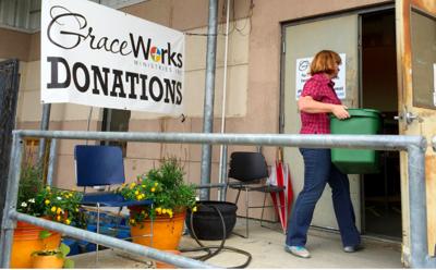 GraceWorks donations