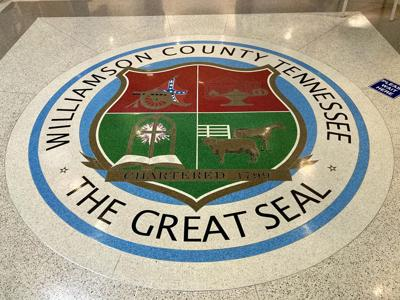 Williamson County Seal Courthouse