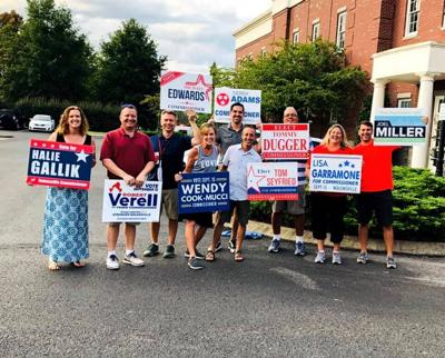 Nolensville Board of Commissioners Candidates 2020