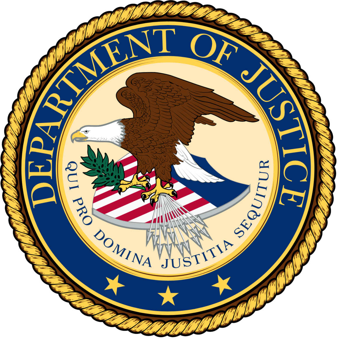 USE Department of Justice USE