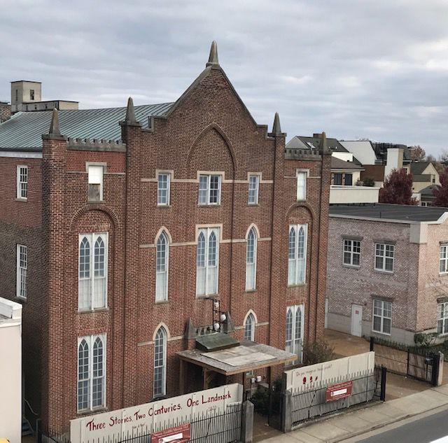 Franklin Masonic Hall