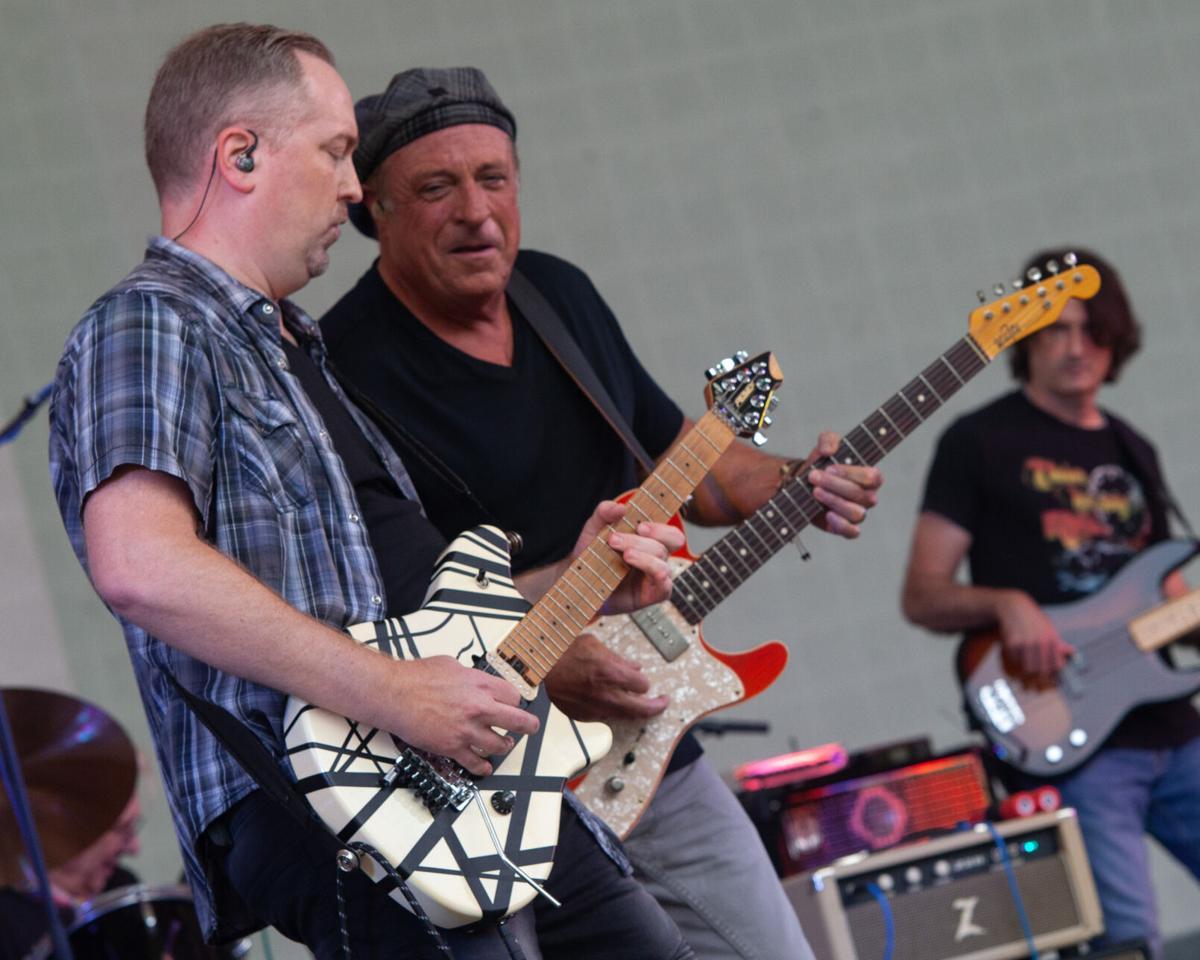 Brentwood's Summer Concert Series 17 June 6, 2021