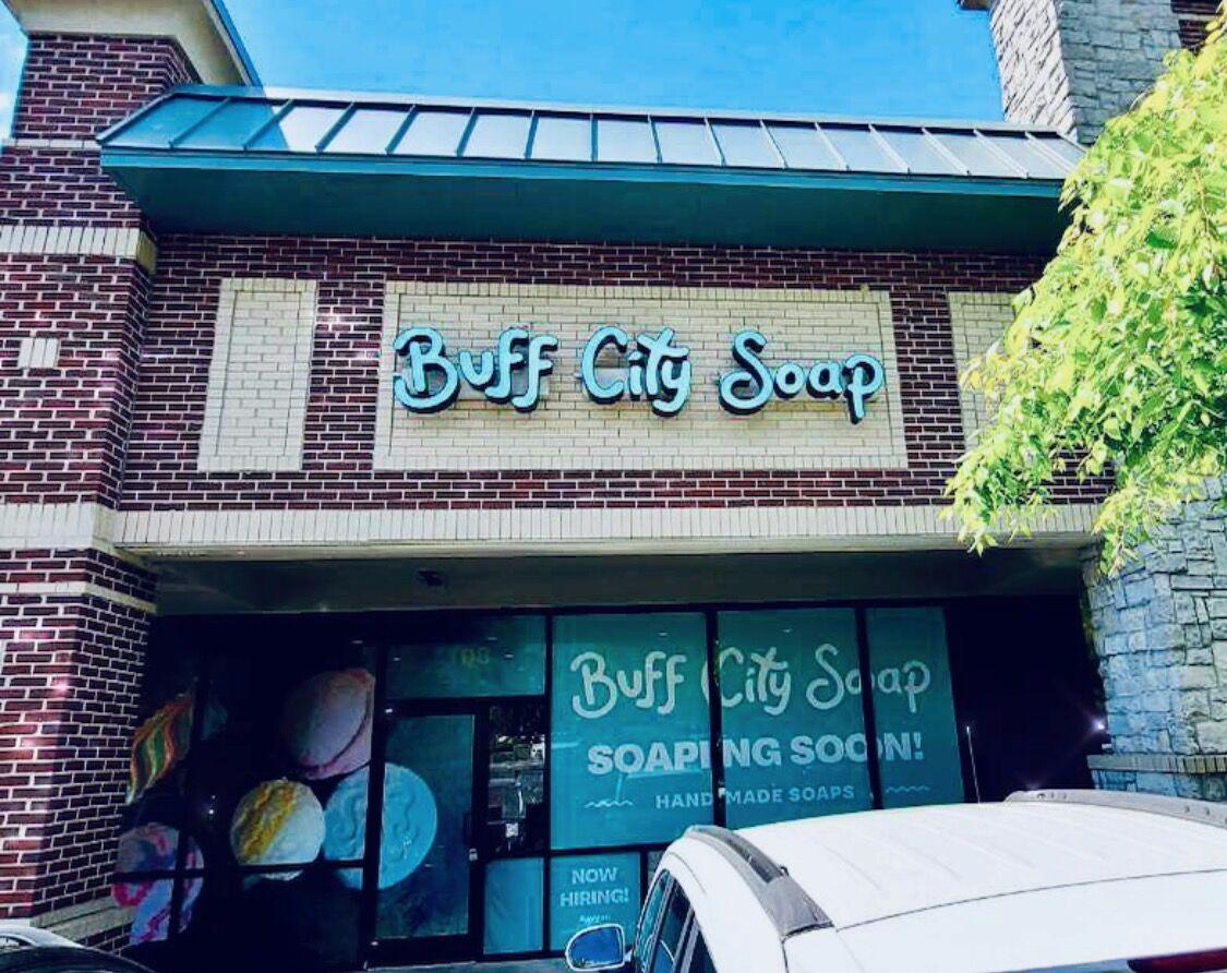 Buff City Soap exterior
