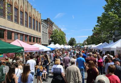 Main Street Fest retailers