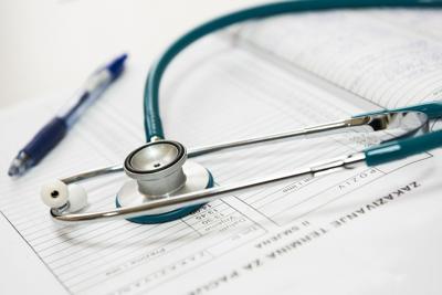 Stethoscope doctor hospital health care (Stock Photo - Pixabay free to use)